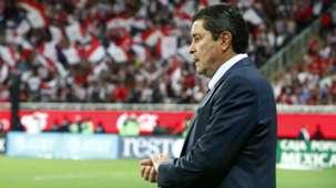 Luis Fernando Tena Chivas vs Cruz Azul Clausura 2020