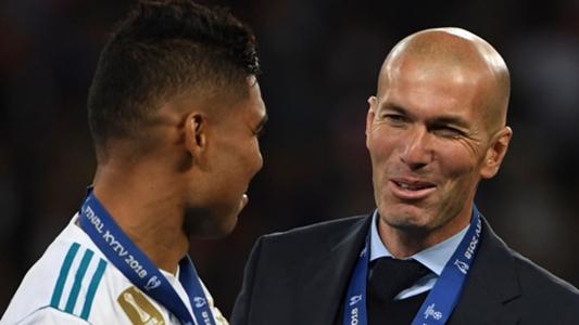 Zu Beginn der Zidane-Ära: Casemiro dachte über seine Zukunft bei Real Madrid nach