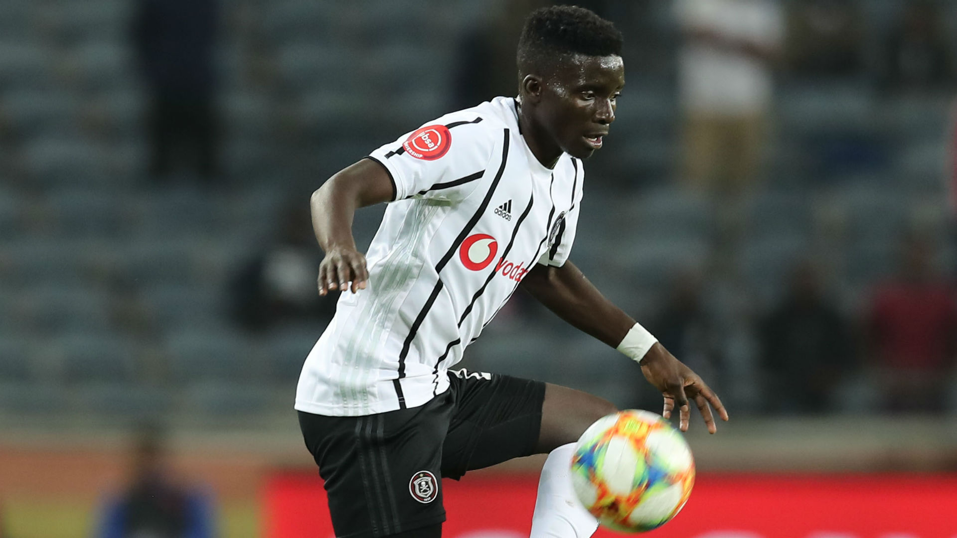'We won't change, we are not scared' – Swallows' Truter ahead of Orlando Pirates clash