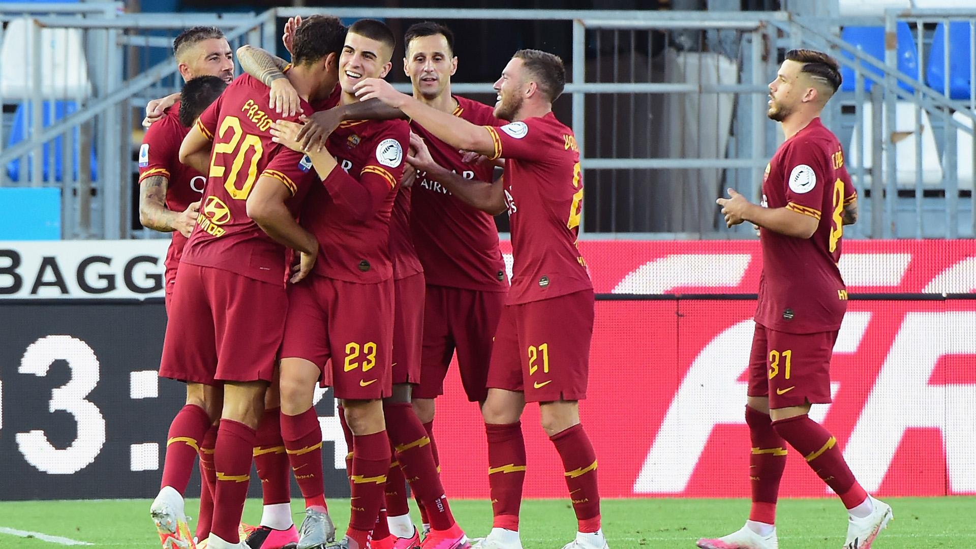 Roma Verona Dove Vederla Sky O Dazn Canale Tv Diretta Streaming Formazioni Della Partita Goal Com