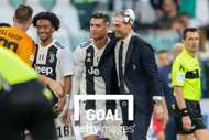 Juve CR7 and Allegri