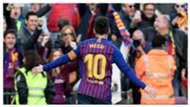 Messi Barcelona Espanyol LaLiga