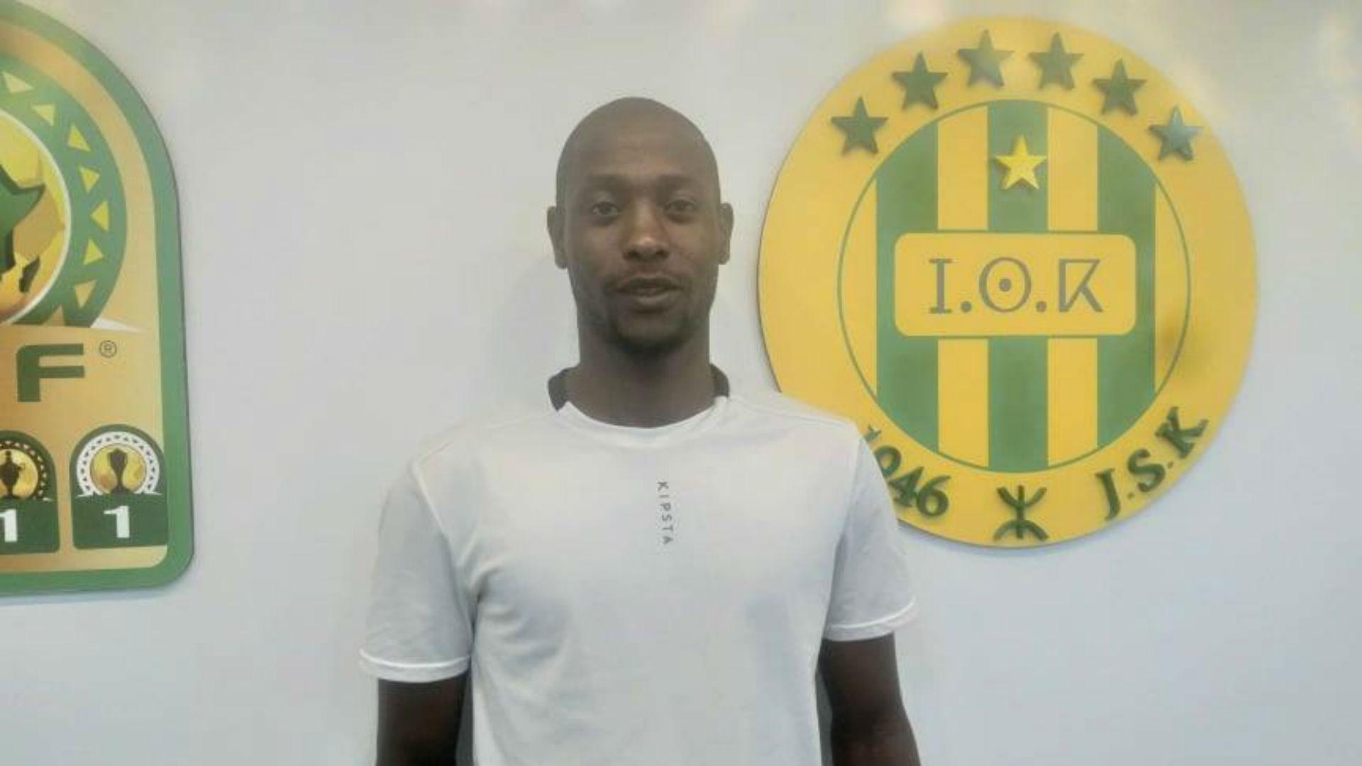 Juma: JS Kabylie fire Velud days after his show of confidence in Kenya striker