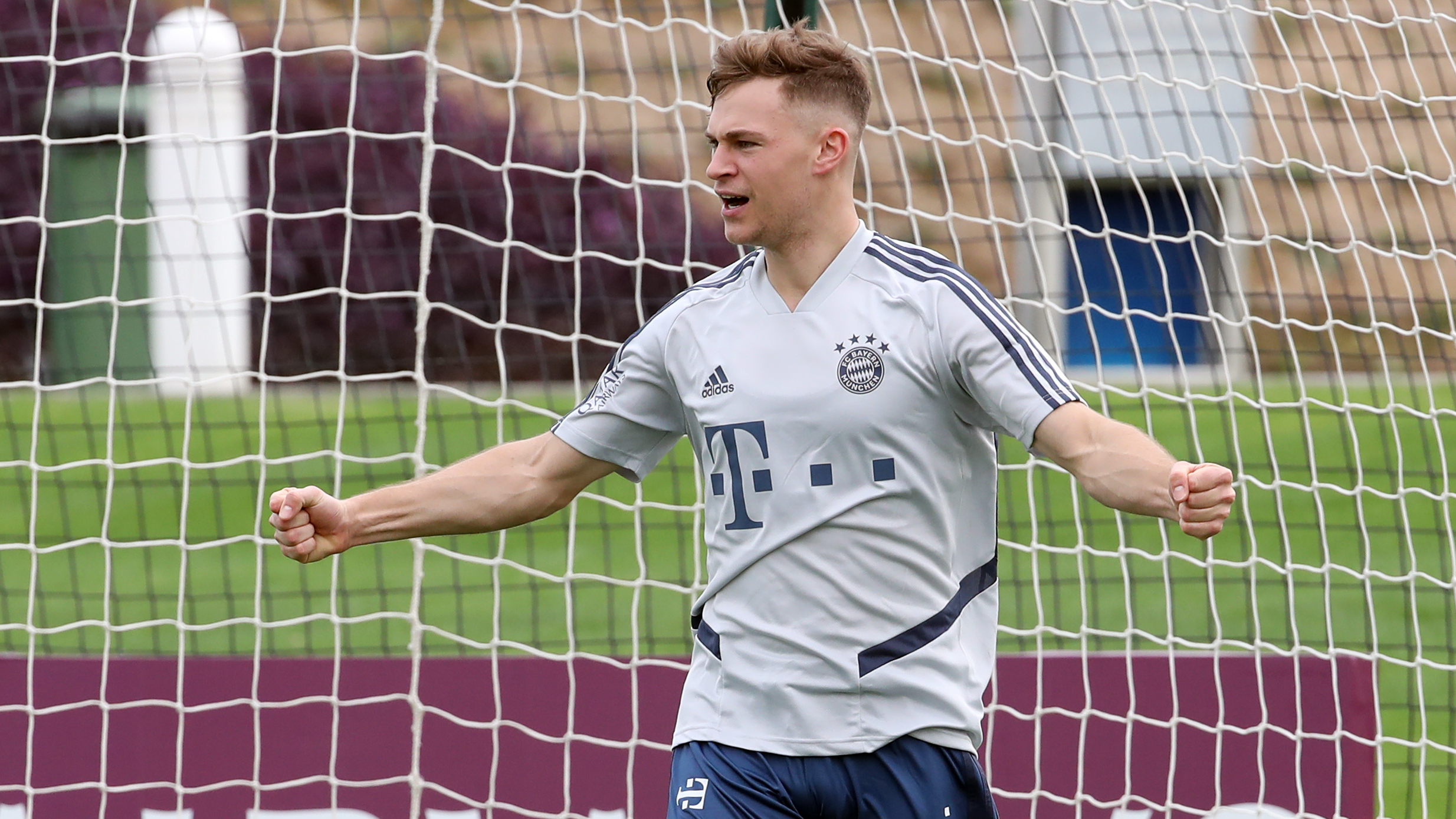 Bayern Munich's squad is not big enough - Kimmich