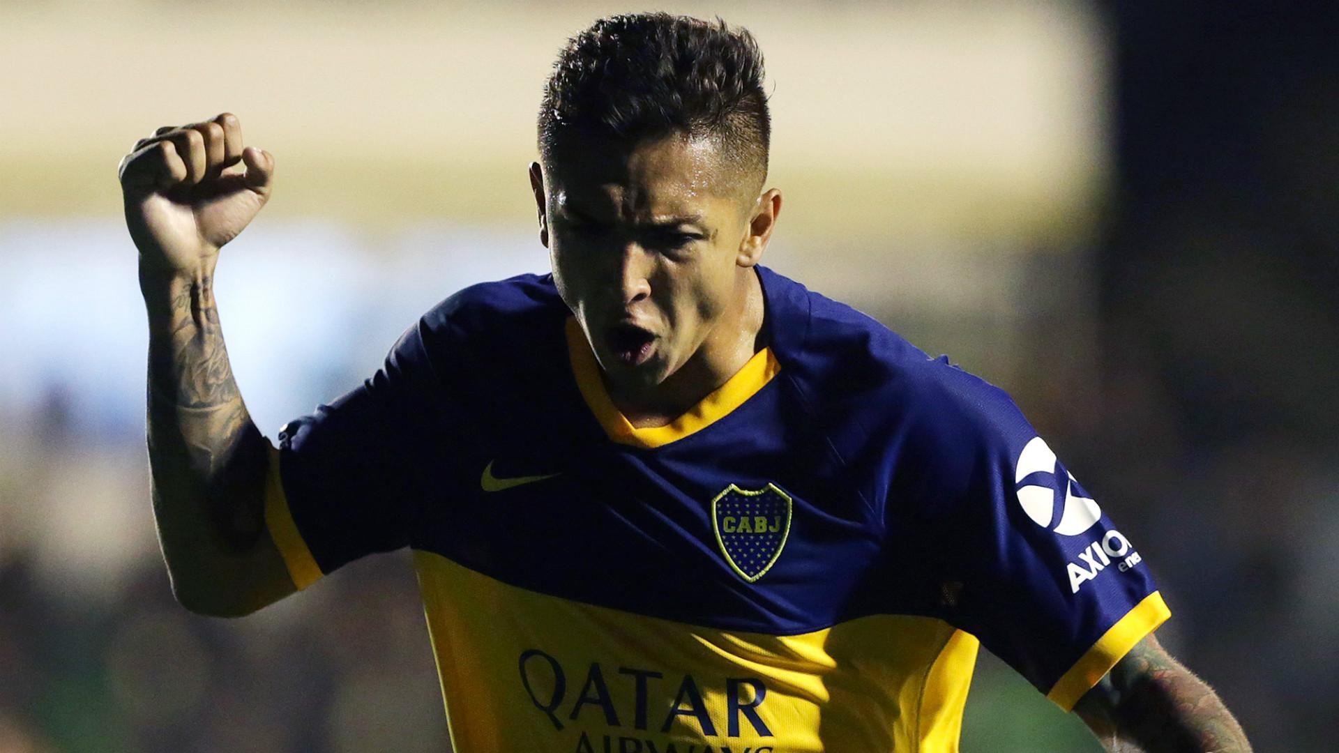 Agustin Almendra Boca Juniors 2019