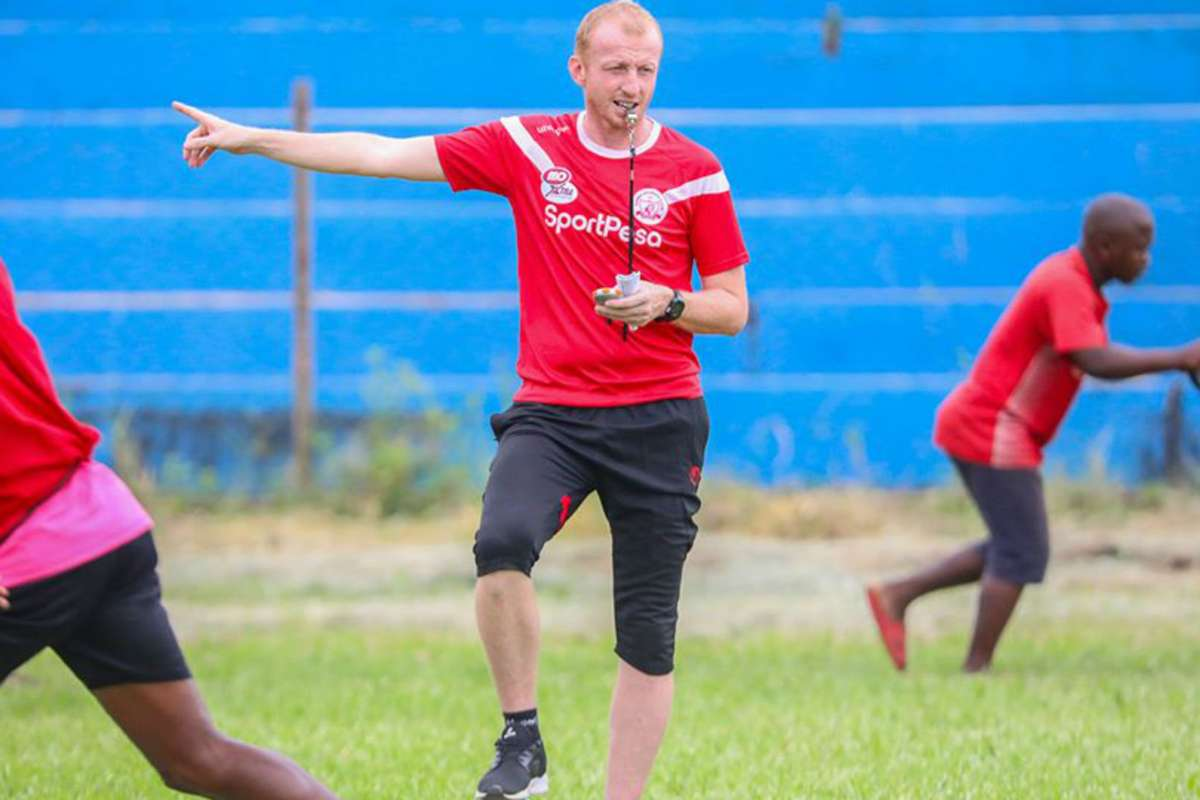 Vandenbroeck explains why it will be tough for Simba SC to win FA ...