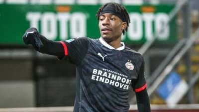 Noni Madueke PSV 2020-21