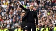 Zinedine Zidane Real Madrid Atletico LaLiga 01022020
