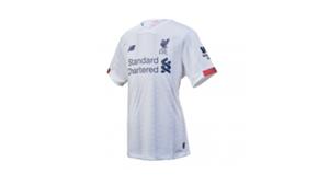 Liverpool away/third kit New Balance
