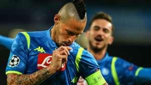 Hamsik Napoli Crvena zvezda Champions League