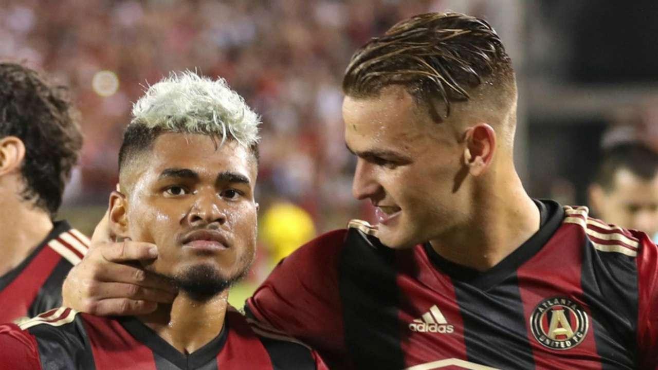 Josef Martinez Leandro Gonzalez Pirez MLS Atlanta United 06172017