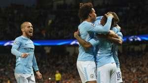 Manchester City Napoli 17102017
