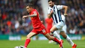 Philippe Coutinho Liverpool Premier League