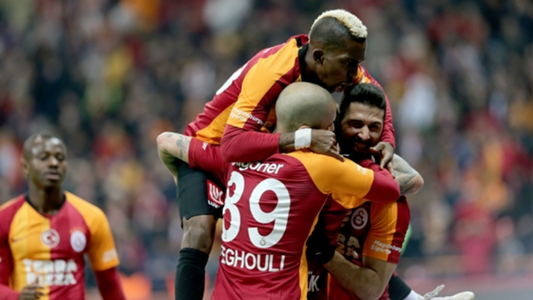 Onyekuru reacts after helping Galatasaray end Fenerbahce's dominance | Goal.com