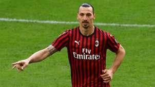 Ibrahimovic Milan Serie A