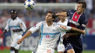 Sergey Semak Marseille PSG 2005