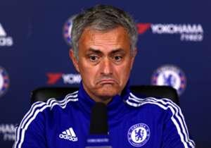 Jose Mourinho Chelsea 2015-16