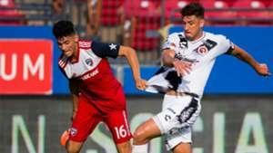 Nicolás Carrera FC Dallas