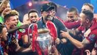 Jurgen Klopp Liverpool Champions League 2018-19