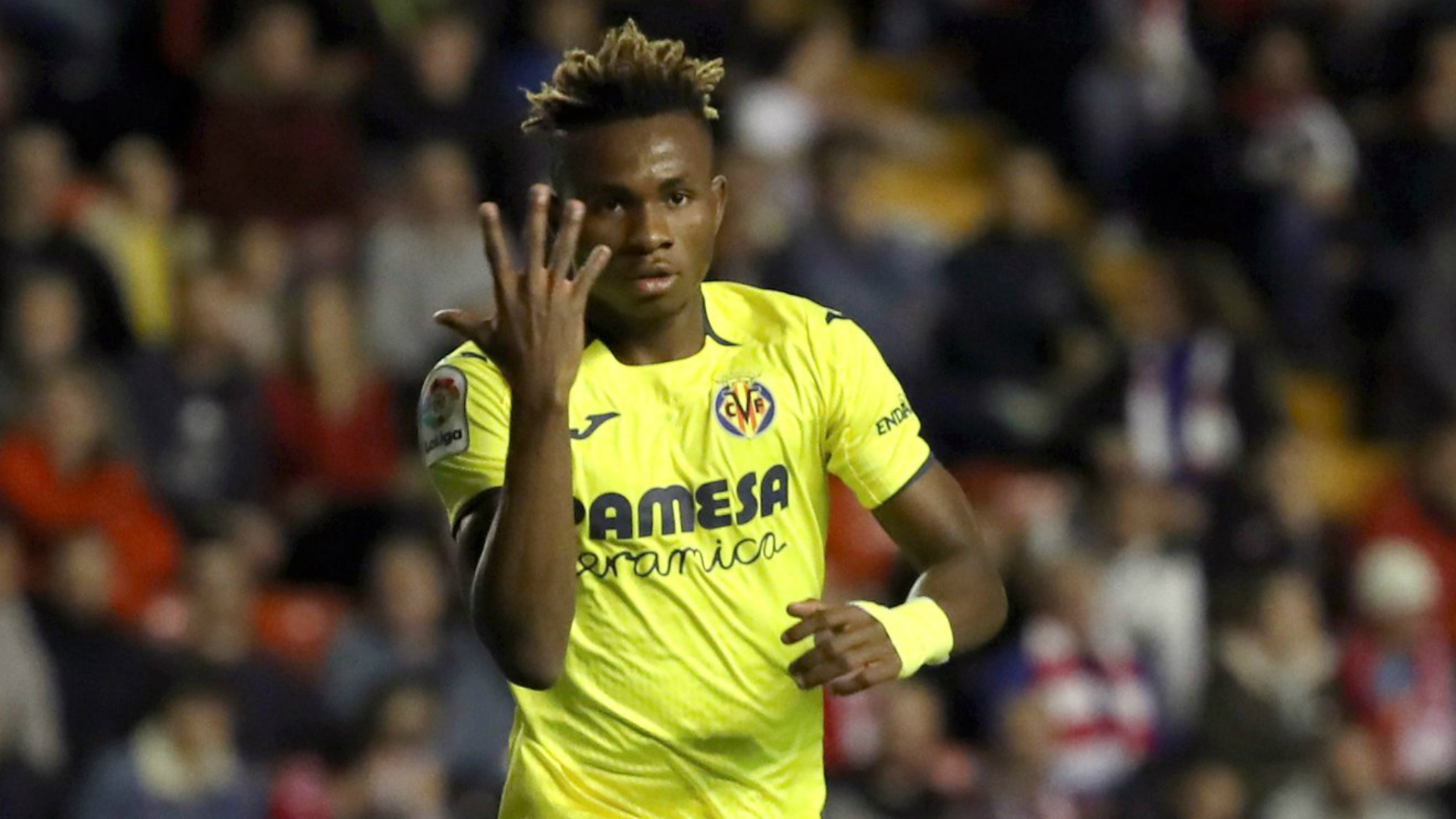 Chukwueze ends La Liga goal drought in Villarreal defeat
