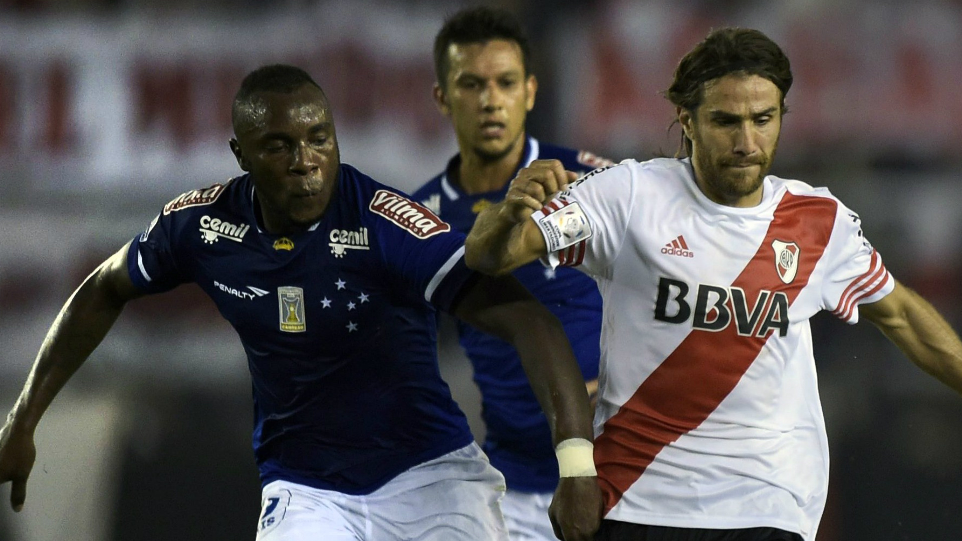 Ponzio River Cruzeiro Copa Libertadores 2015