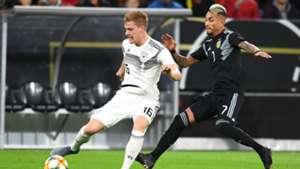 Halstenberg Pereyra Germany Argentina international friendly 09102019
