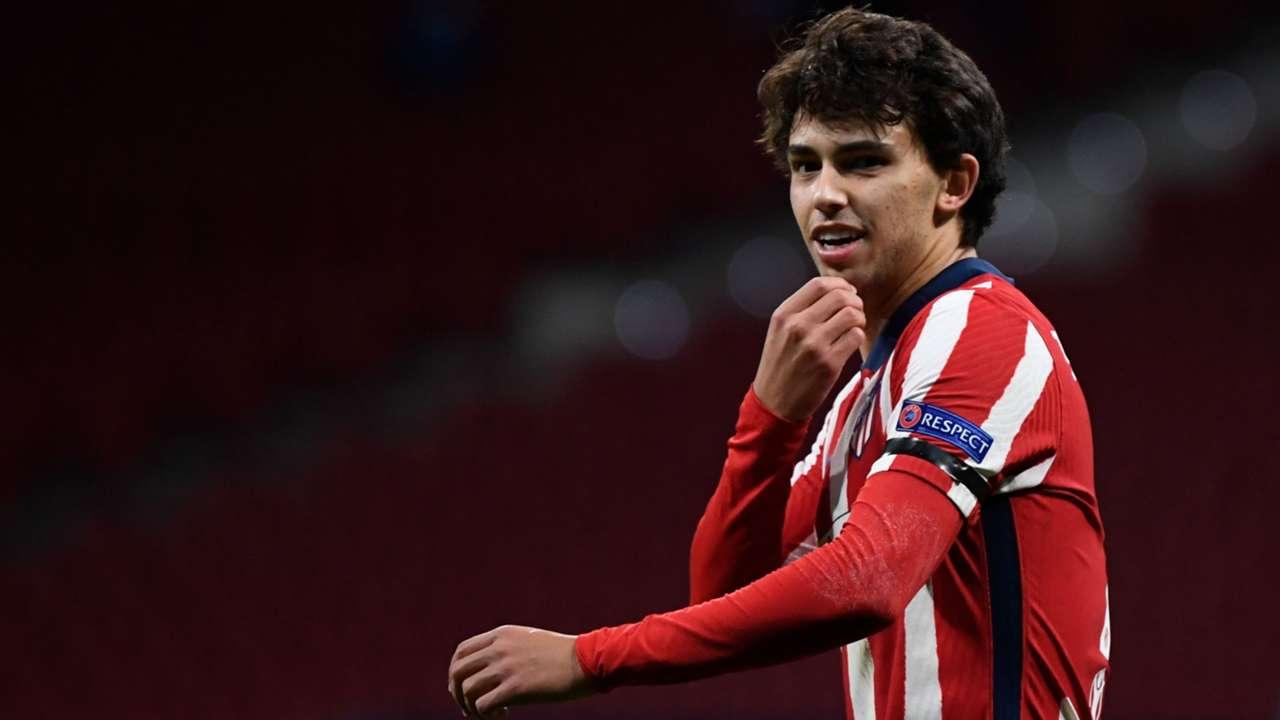 Joao Felix Atletico Madrid 2020