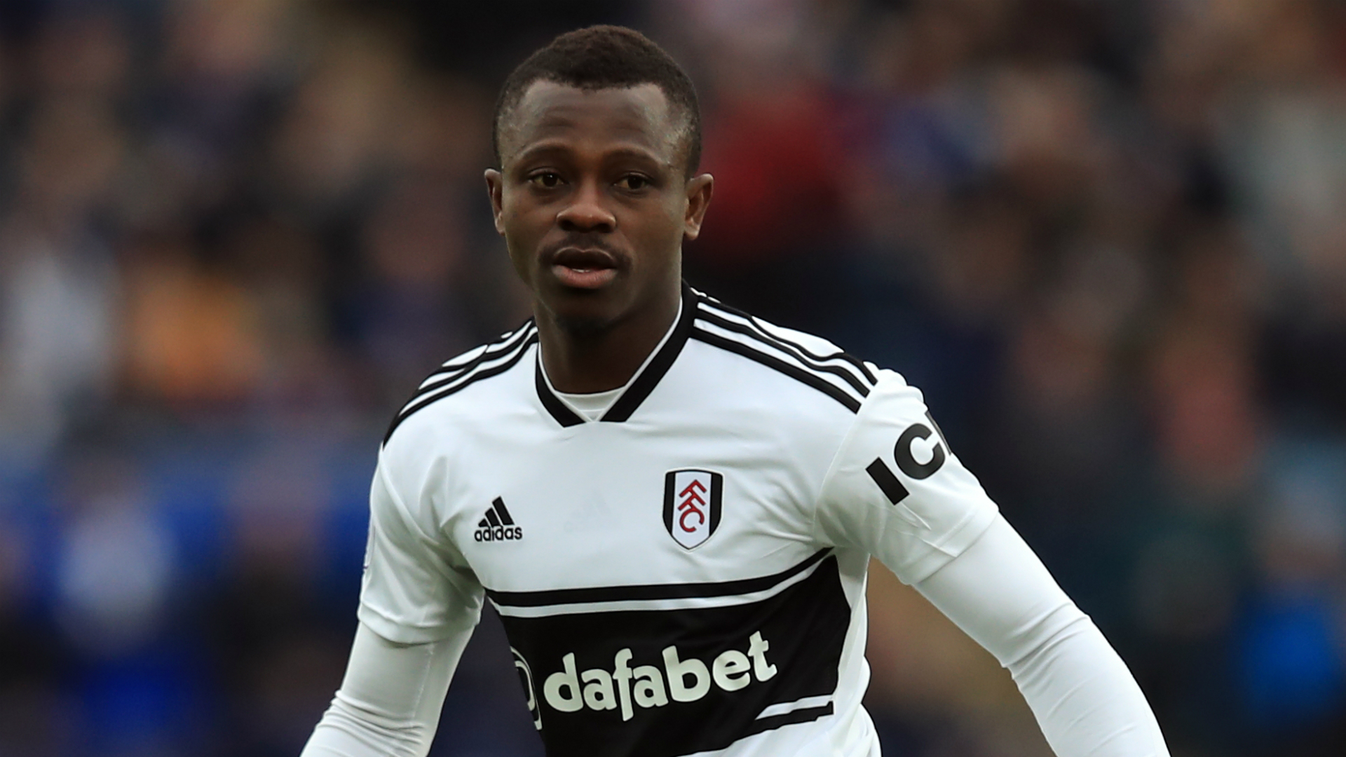 Jean-Michael Seri: Bordeaux sign Fulham midfielder on loan