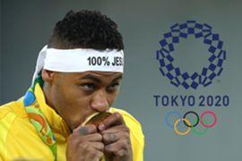 Neymar 2020 Olympics