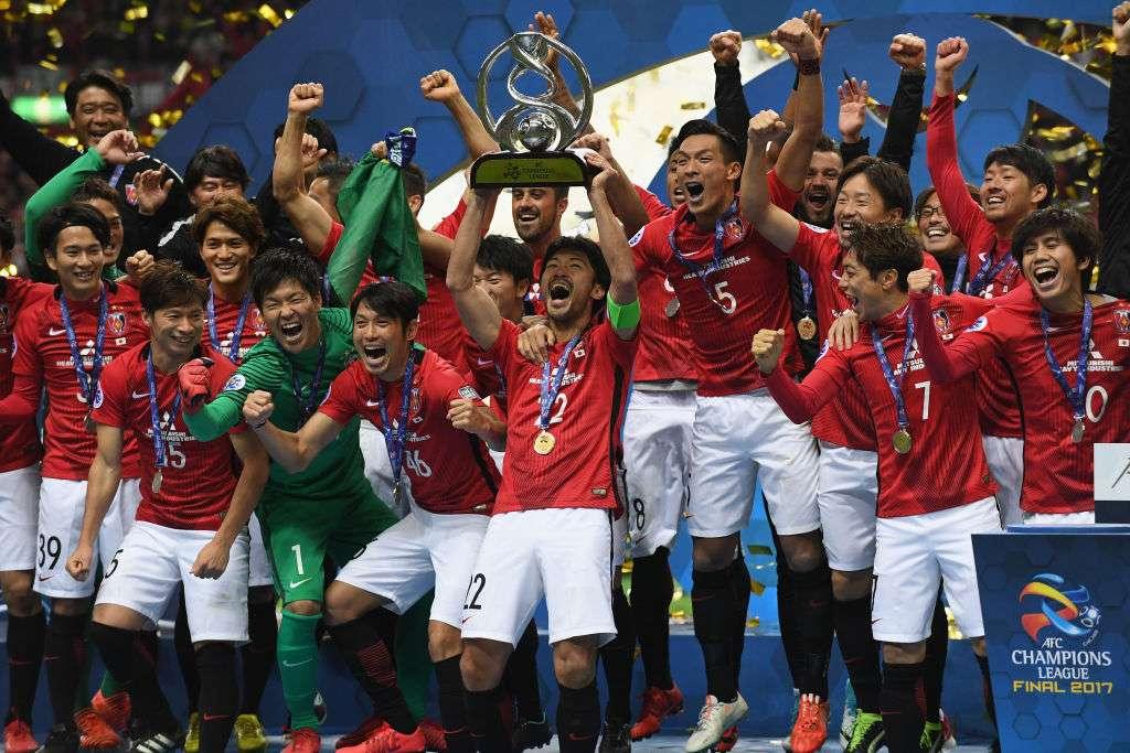 Urawa Red Diamonds win AFC Champions League 2017 title