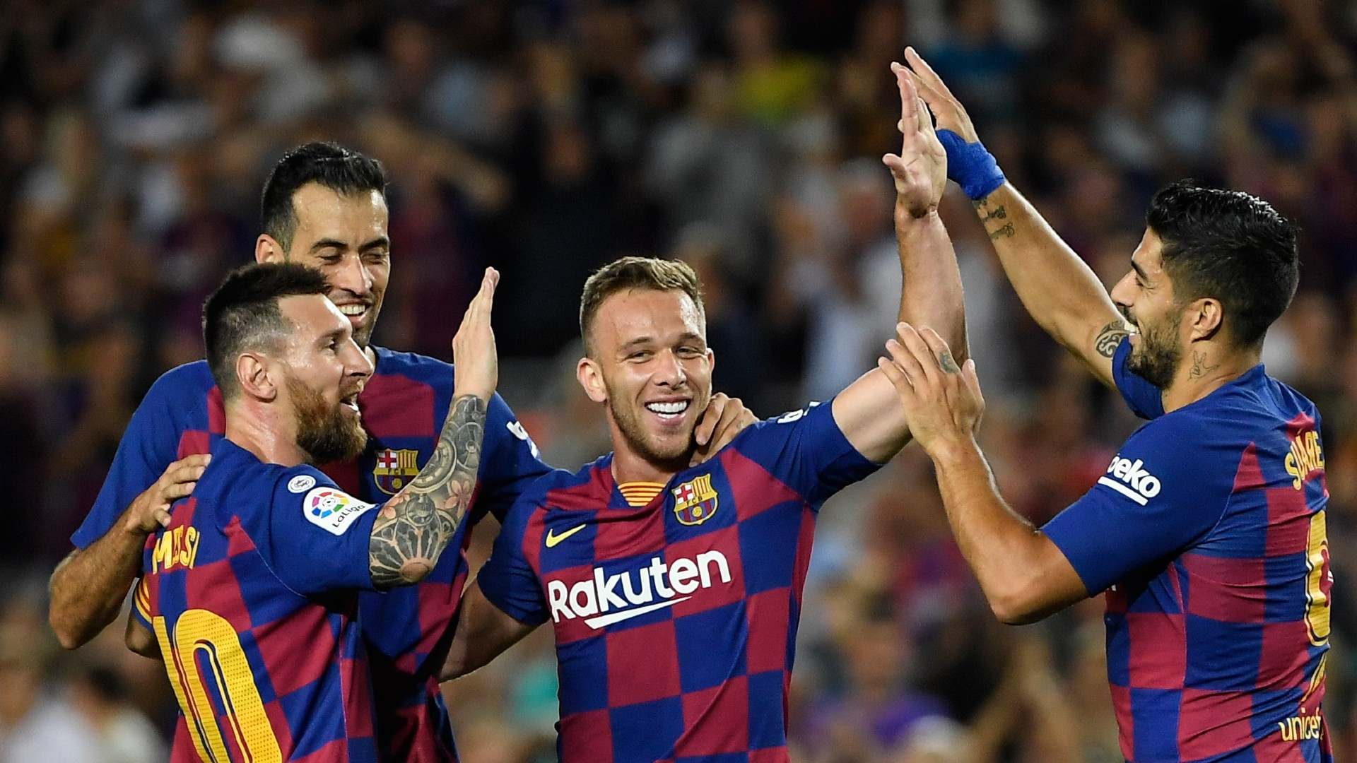 'Selling Arthur would be a mistake' - Barcelona urged to keep hold of midfielder amid Juventus rumours
