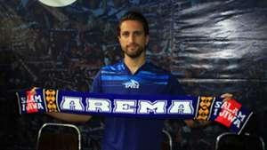 Jad Noureddine - Arema FC