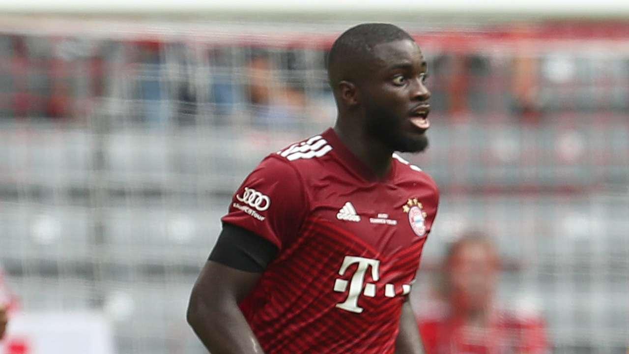 Dayot Upamecano - Bayern Munich 2021/22