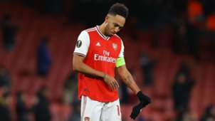 Aubameyang Arsenal 2020
