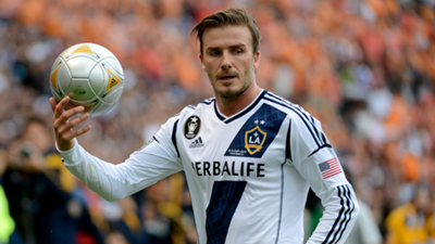 David Beckham MLS LA Galaxy