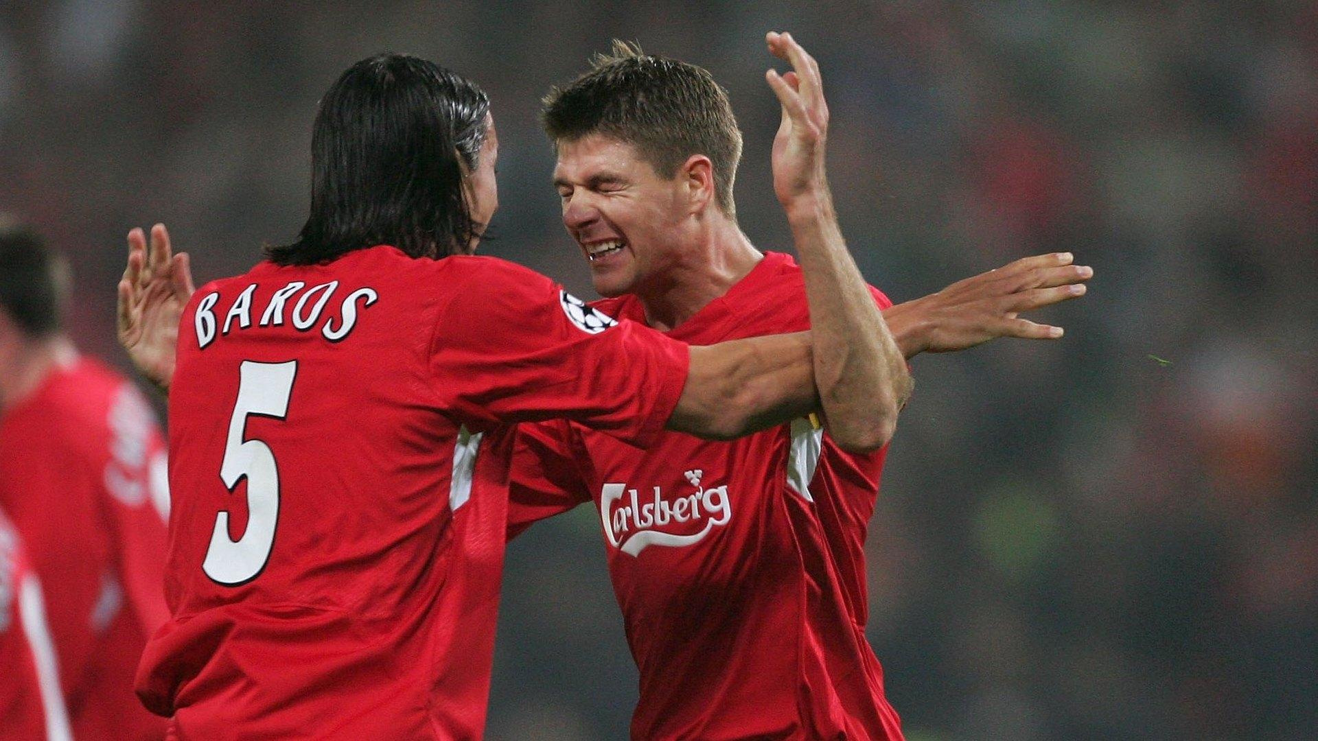 Konate inherits Wijnaldum's No 5 shirt at Liverpool as £36m defender joins Klopp's squad