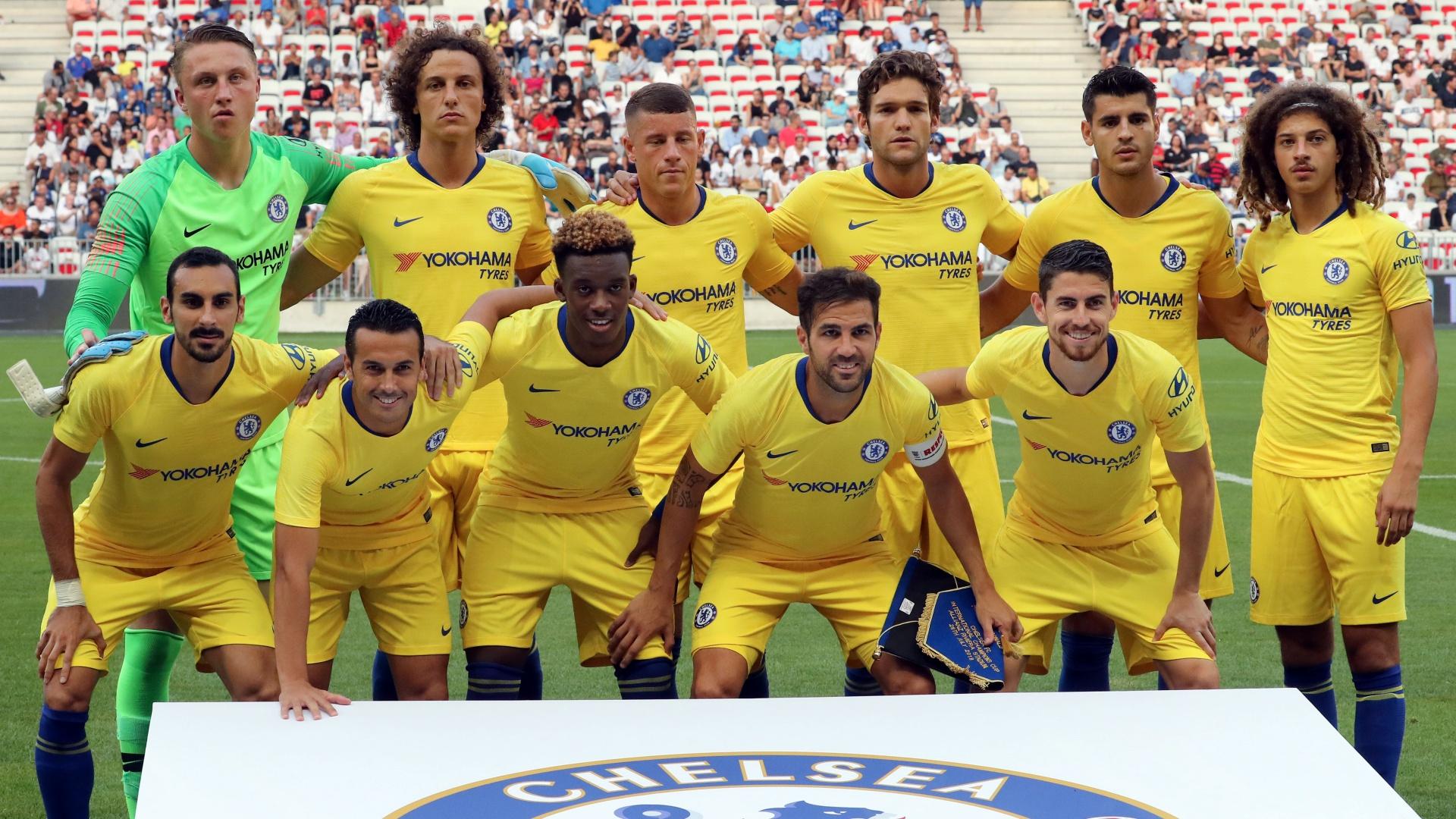 Chelsea 2018-07-28