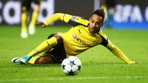 Pierre-Emerick Aubameyang Monaco Dortmund Champions League 19042017