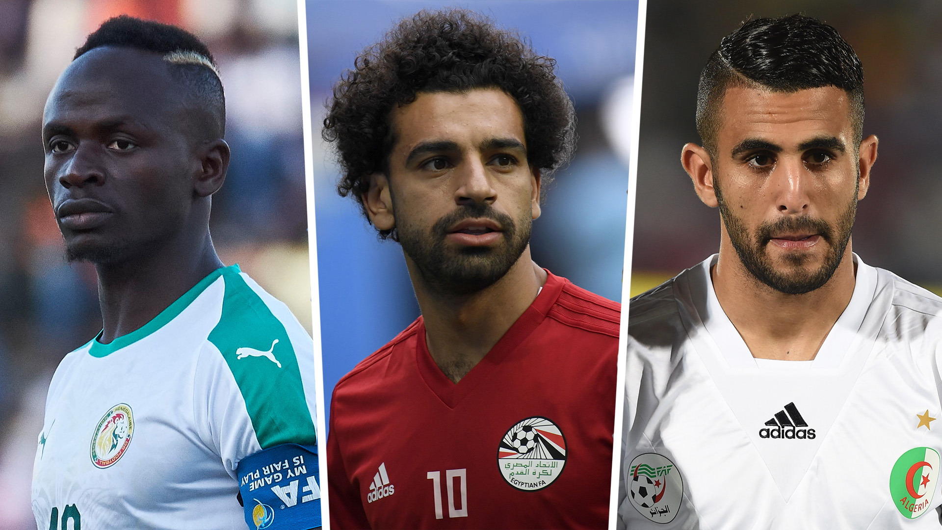 2019, a formidable year for Salah, Mane and Mahrez