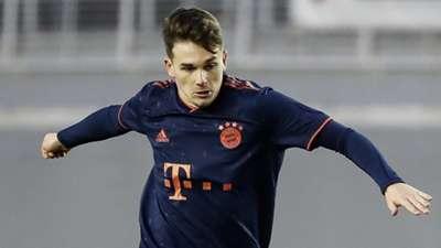 Taylor Booth Bayern Munich 2019