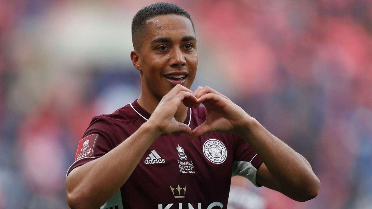 Youri Tielemans Leicester 2020-21