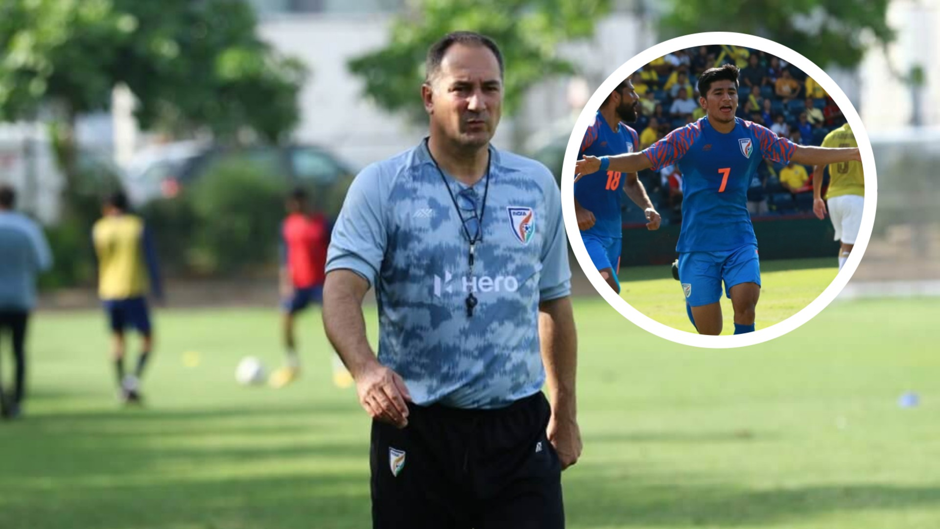 'Igor Stimac is a very positive coach' - Anirudh Thapa reveals how the India head coach is different from others