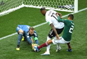 Manuel Neuer Jerome Boateng Germany Mexico World Cup 2018 170618