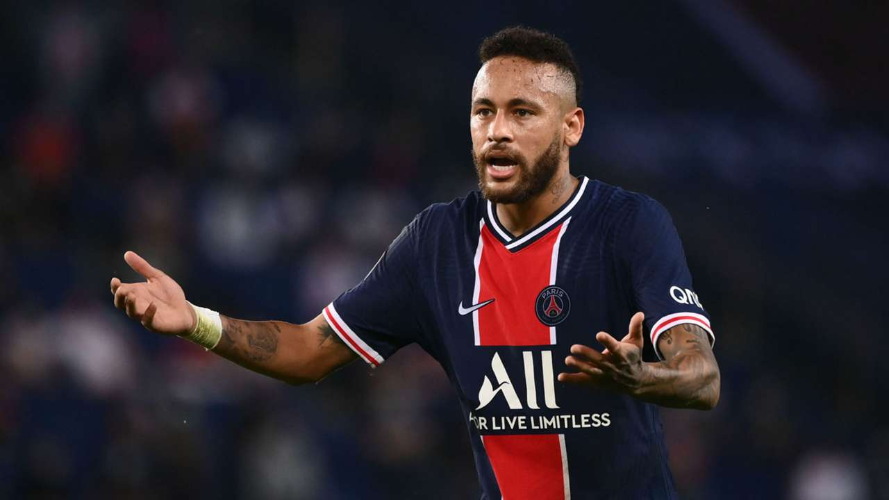 Neymar PSG Marseille Ligue 1 13092020