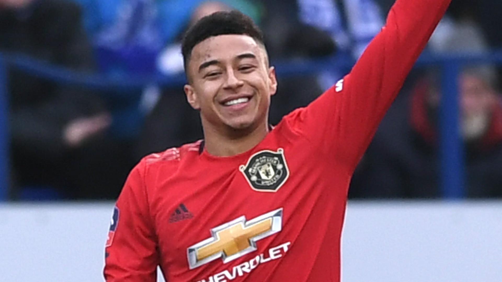 Lingard: Man Utd can keep up momentum of 11-match unbeaten run when football returns