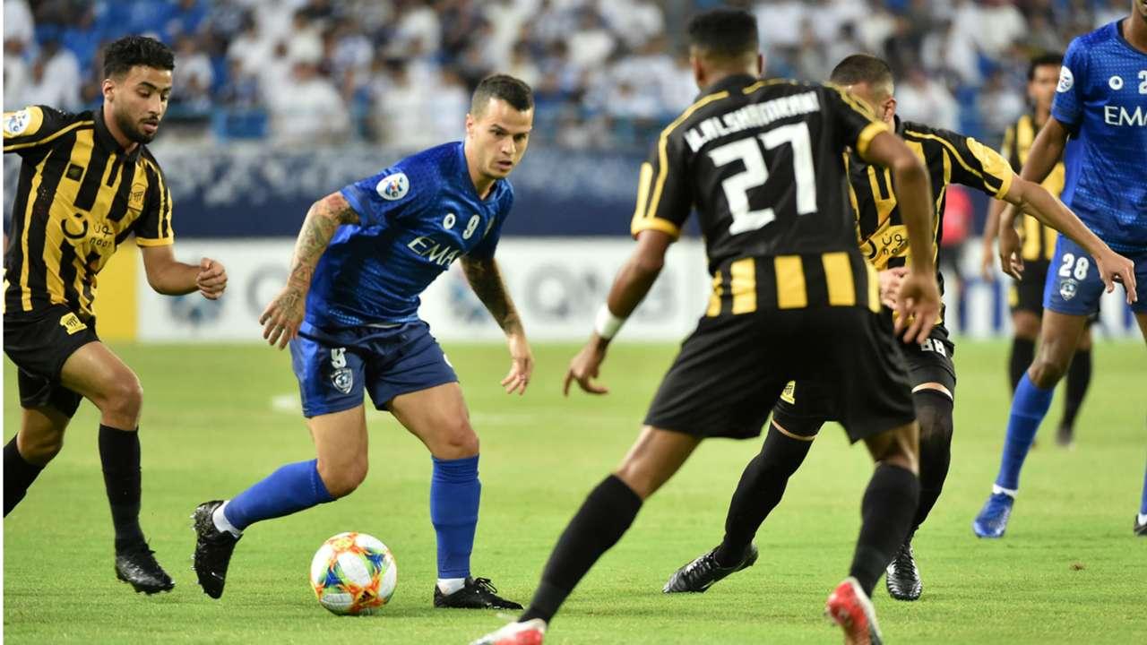 حيوفينكو الهلال الاتحاد السعودية دوري أبطال آسيا