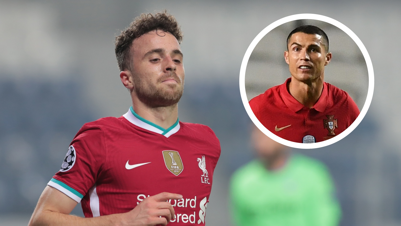 Jota tipped to be Ronaldo's successor by former coach as he lives up to big billing with Liverpool
