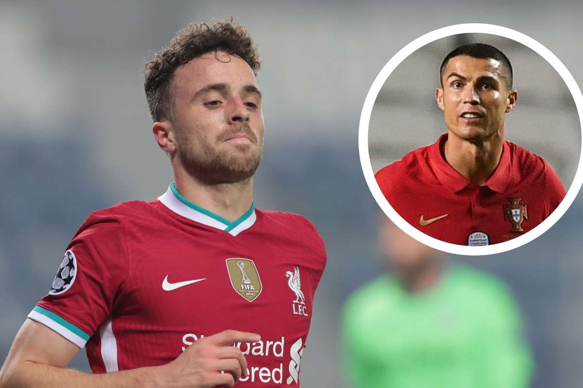 Cristiano Ronaldo was my hero' - Liverpool star Jota on growing up admiring  Portugal icon | Goal.com