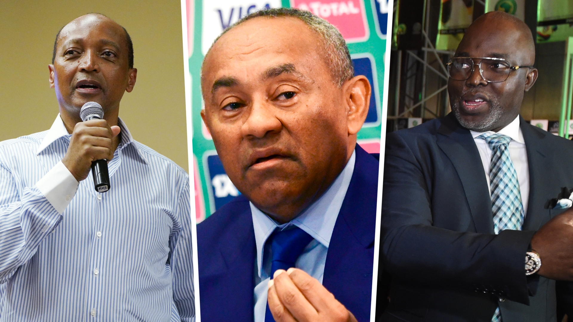 South African billionaire Motsepe cleared for Caf presidency while Nigeria's Pinnick vies for Fifa Council seat