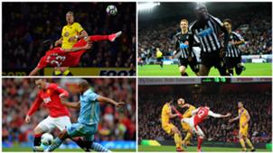 Mejores goles Premier League